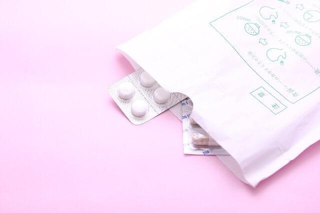 低容量ピル(マーベロン28)1シート目での副作用、吐き気の対処法は。
