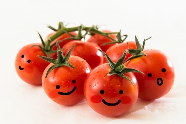 ミニトマトの保存法、ヘタをつけたまま水につける?(ヒルナンデス!)