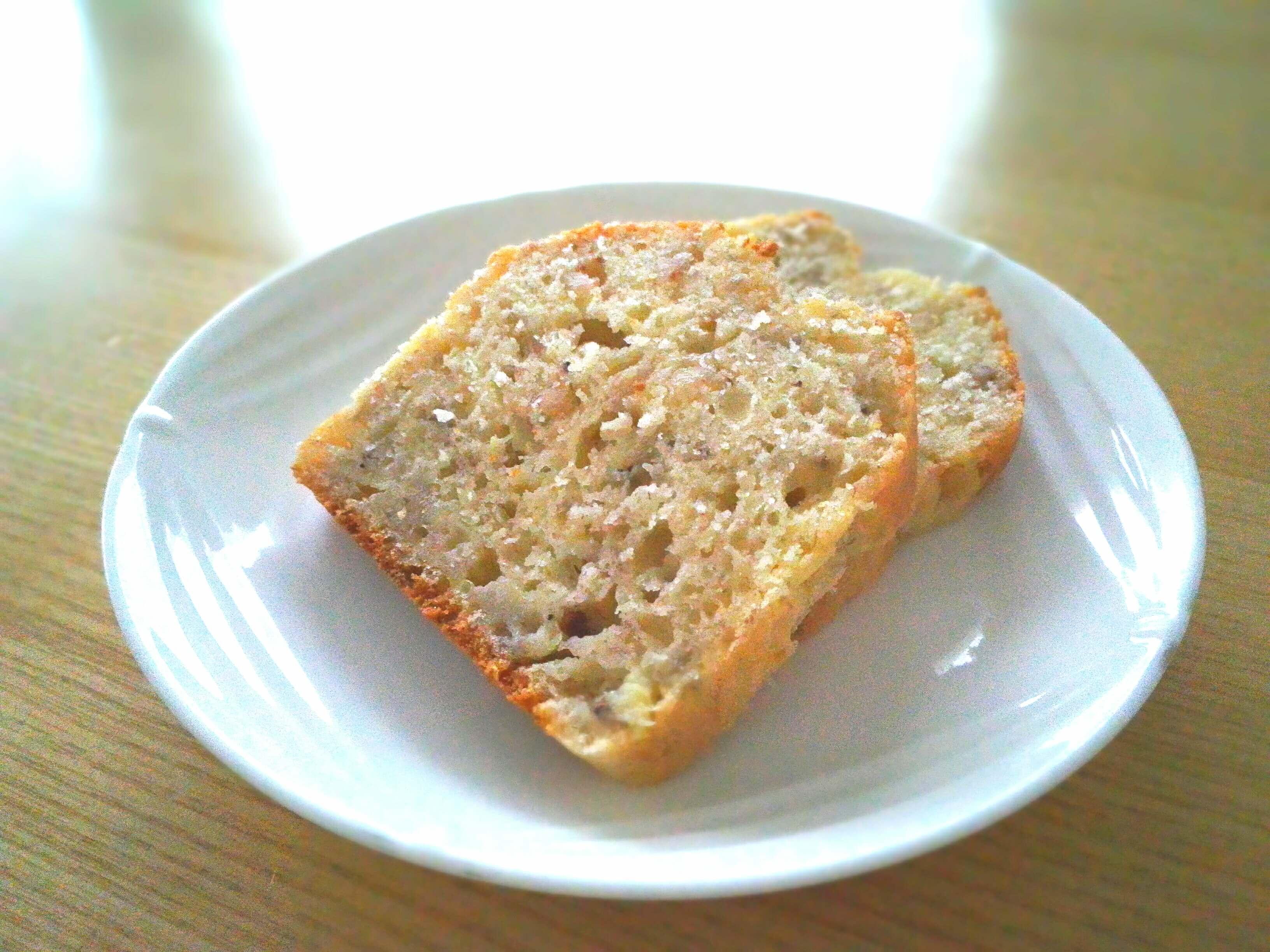 バナナを大量消費したい!クックパッドの人気レシピでパウンドケーキを作りました。